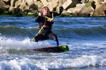 Ustka Atrakcja Kitesurfing Angoola