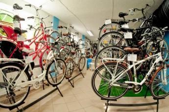 Ustka Atrakcja Wypożyczalnia rowerów KawisBike