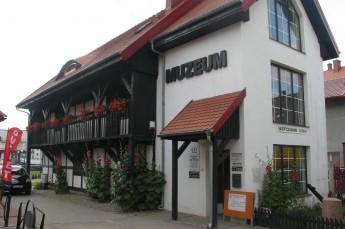 Ustka Atrakcja Muzeum Ziemi Usteckiej