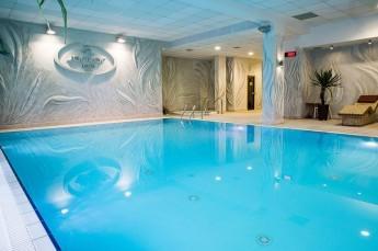 Ustka Atrakcja Basen Jantar Hotel