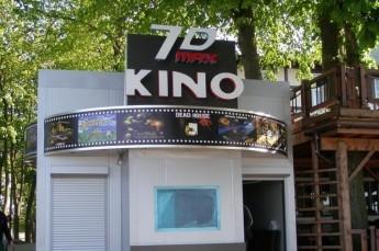 Ustka Atrakcja Kino 7D Max