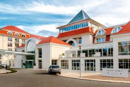 Ustka Nocleg Hotel Grand Lubicz