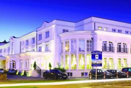 Ustka Nocleg Hotel Lubicz