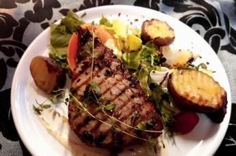 Ustka Restauracja Restauracja śródziemnomorska Syrenka
