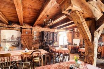 Ustka Restauracja Restauracja międzynarodowa polska ryby i owoce morza Tawerna Portowa