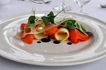Ustka Restauracja Restauracja międzynarodowa polska regionalna Chapeau Bas