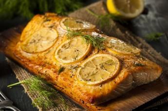 Ustka Restauracja Smażalnia ryb polska ryby i owoce morza Złota Podkowa